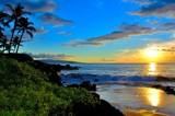 Tropical Beach sunset - Fine Art prints