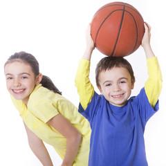 bambini basket