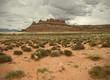 Landscape of beautiful desert nature in Utah - 77243234