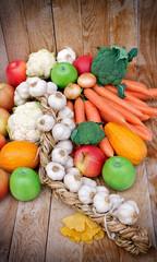 Healthy food - healthy eating