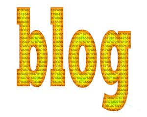 sarımsı kırmızımsı sayılardan oluşan blog yazısı
