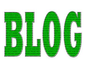 yeşil renkli sayılardan oluşan blog yazısı