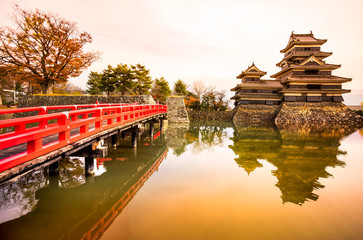 Matsumoto Castle, Japan.