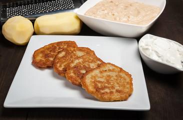 patato pancakes