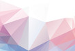 Pastel Polygon Geometric