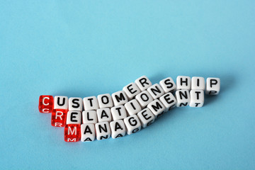 CRM Consumer Relationship Management