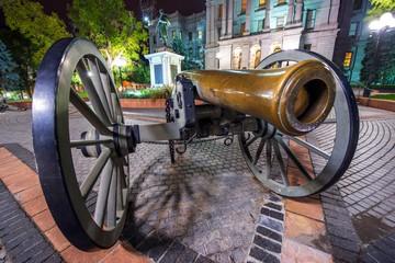 Large Cannon in Denver