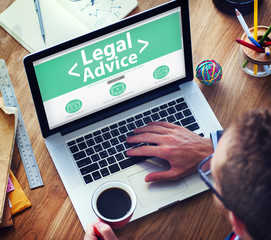 Legal Advice Compliance Consulation Expertise Help Concept