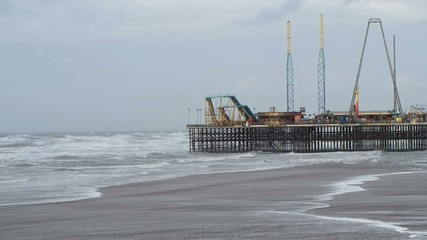 Central Pier,Blackpool