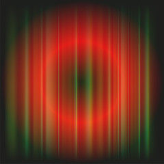 Red abstract background blur light circle template