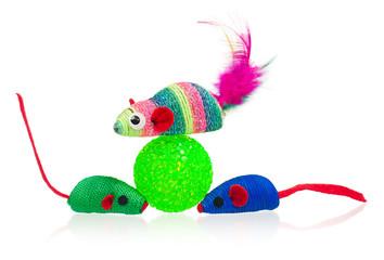 Toy mice
