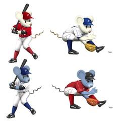 ねずみ野球