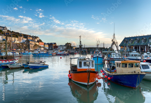 Mevagissey Harbour - 77285811