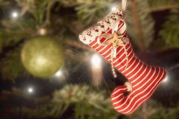 Weihnachtliche Zeit