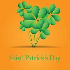 Sain Patrick's Day background