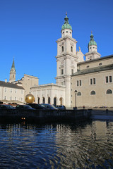 Salzburg - 017 - Dom - Kapitelplatz