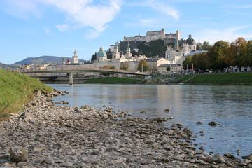 Salzburg - 022 - Altstadt - Salzach