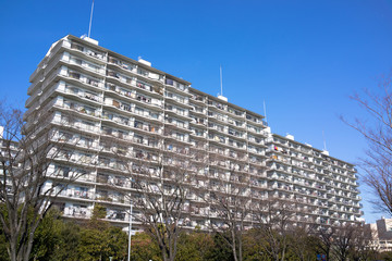 日本のマンション