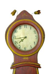 Ancient scandinavian clock.