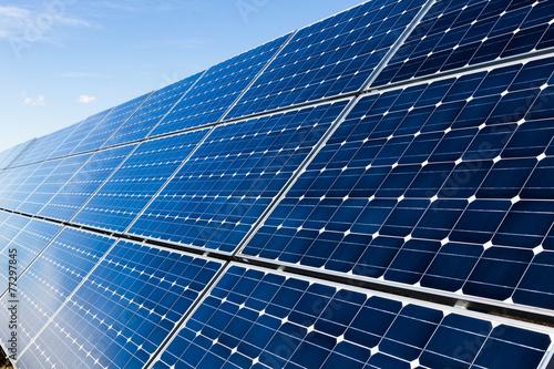 Solar panels - 77297845