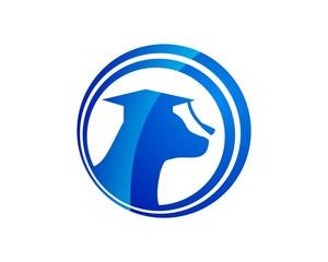 smart dog logo