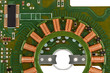 Electronic circuit board of stepper motor - 77303604