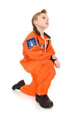Astronaut: Boy Astronaut Looks to Future