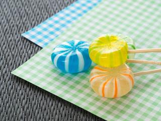 日本の伝統的な飴菓子