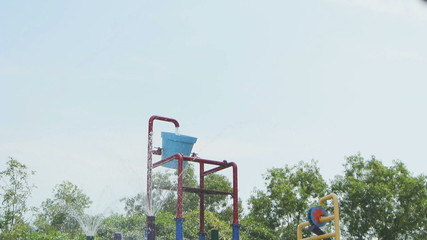 Water park, full HD.