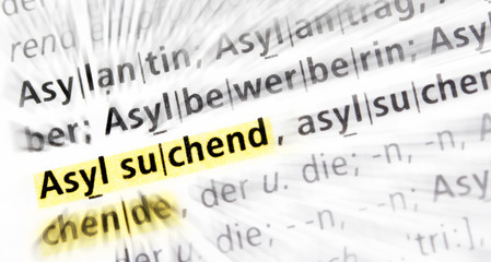 Asyl - Konzept