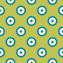 seamless pattern - flowers