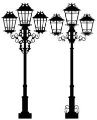 elegant street light design
