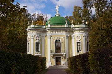 Historic building in Kuskovo Park