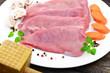 Kalbfleisch Fleischklopfer