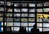 security monitoring room