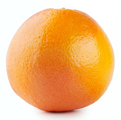 Ripe juicy grapefruit