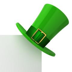 Saint Patrick's hat