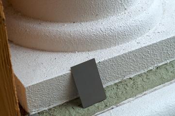 photographer grey card outside