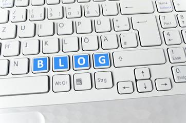 Helle Tastatur: Blog