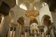 The inside of Jumeirah mosque