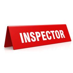 Inspector banner