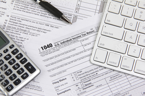 Filing online taxes before deadline - 77346856