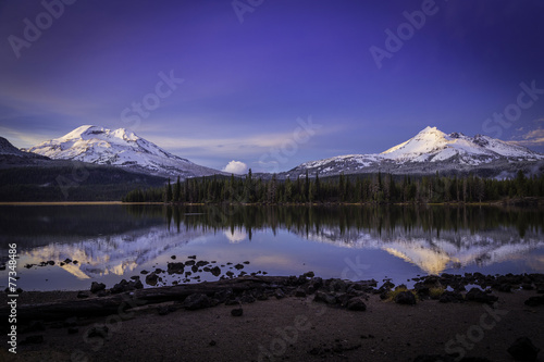 Sparks Lake Oregon - 77348486