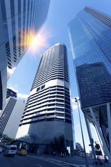 Brisbane City Modern Architecture