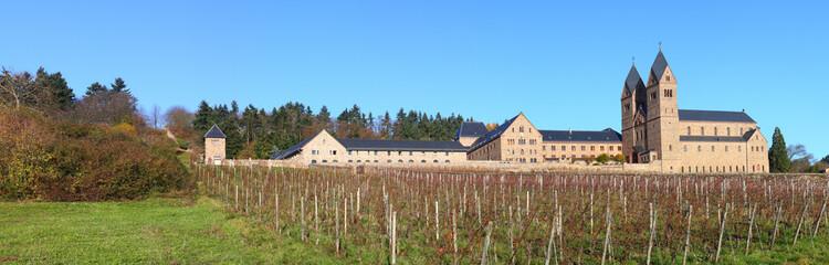 Rüdesheim, Abtei St. Hildegard (Herbst 2014)