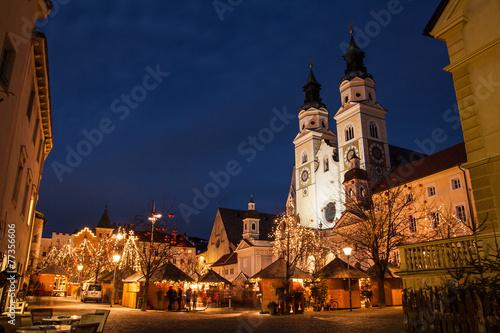 Mercatino di Natale, Bressanone, Trentino Alto Adige, Italia - 77356606