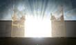 Heavens Gates Opening - 77360071