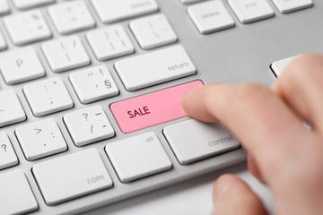 E-shop sale