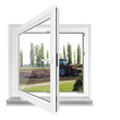 canvas print picture - Fenster 19