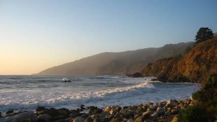 Big Sur Sunset Time-Lapse